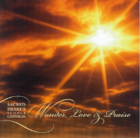 Wonder, Love & Praise CD